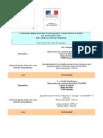 2015 12 17 Résultats CDAC Sablé-sur-Sarthe