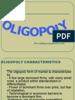 Oligopoly Lesson 6a