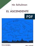 Martin Schulman - El Ascendente.pdf