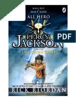 Percy Jackson 1 Graphic Novel