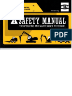 Safety Manual - Carrier Mounted Hydraulic Breaker