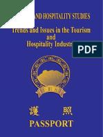 Tourism and Hospitality Studies - Module V