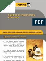 Equipos de Protección Personal RU