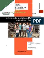 Informe de La Visita a Madec y Al Exenata