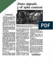 Iowa Caucus Stories 2000