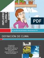 Influencia Del Clima en El Hombre 2