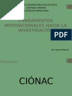Motivacion Investigacion