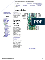 Teensyduino - Add-on for Arduino IDE to use Teensy USB development board.pdf