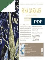 Rena Gardiner E-Invite