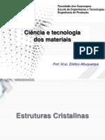 Cap3-Estruturas Cristalinas CTM