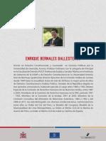 Cv Enrique Bernales
