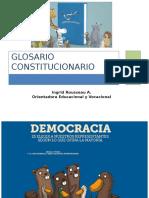 Glosario Constitucionario