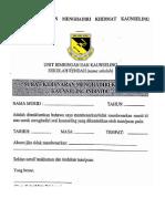 Asgn Edu Group - Borang Bnk