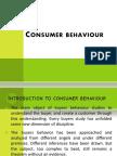 100730403 Consumer Behaviour