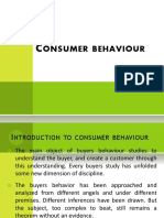 100730403 Consumer Behaviour