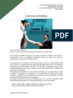 3. Protocolo Empresarial Vestuario en El Ambito Laboral