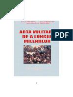Arta Militara de-A Lungul Mileniilor
