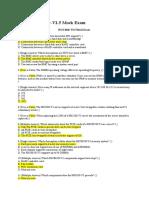 HCS Field Server V2.5 Mock Exam