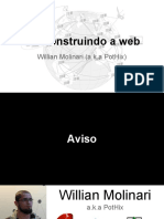 Desconstruindo a Web - Willean