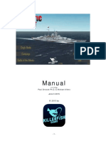 Atlantic Fleet Manual