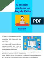 10 Consejos Para Tener Un Blog de Exito