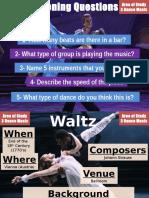 Waltz PP lessons