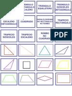 Memoria de Triángulos y Cuadriláteros