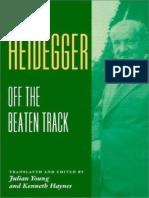 Heidegger, Martin - Off the Beaten Track (Cambridge, 2002).pdf