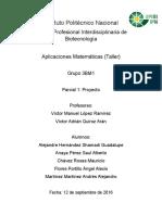 Aplicaciones Matemáticas
