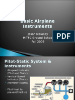 MITFC Basic Airplane Instruments