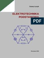 C. Łucyk - Elektrotechnika Podstawowa