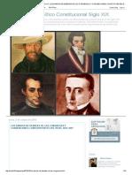 Perú Historia Político Constitucional Siglo Xix_ Los Diarios de Debates de Los Congresos y Convenciones Constituyentes Del Perú, 1822-1857