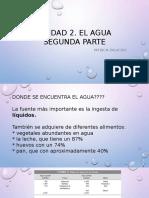 UNIDAD 2_El AGUA II