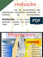 emigrações