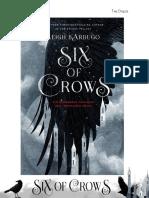 Six Of Crows The Dregs en Español.pdf