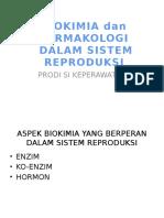 Biokimia Dalam Sistem Reproduksi