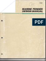 Marine Fender Design Manual.pdf