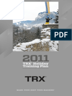 TRX Holiday Training Plan