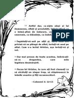 Prezentare power point, VERSETE DIN BIBLIE POSTER INRAMATE