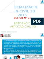 01 Sesion Civil 3d