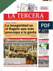 Diario La Tercera 05.10.2016