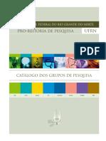 Catálogo Dos Grupos de Pesquisa
