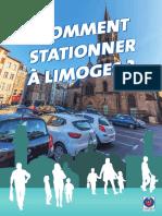 Guide du stationnement à Limoges