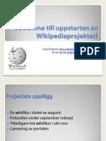 Wiki Pres