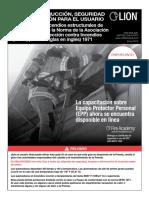 Procedimimiento Para El Uso de EPP Incendios