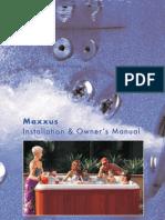 Sundance Spa Maxxus Manual