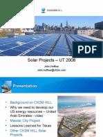 Solar Energy Hoffner