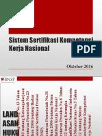 BNSP - Sistem Sertifikasi Kompetensi
