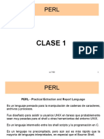 Perl Clase 1