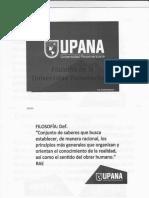 Filosofía de La Upana